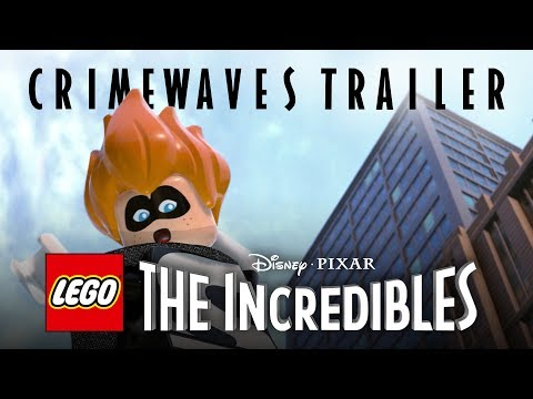 LEGO The Incredibles | Official CrimeWaves Trailer thumbnail