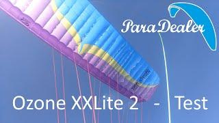 OZONE - XXLite 2 - Test -  Www.Paradealer.at - 1,3kg LEICHTESTE GLEITSCHIRM DER WELT!!!