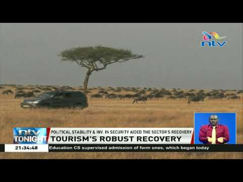 Tourism in Kenya experiences robust recovery in 2018