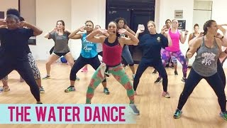 Chris Porter Ft Pitbull - The Water Dance Dance Fitness With Jessica