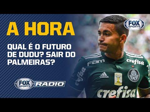 CHEGOU A HORA DE DUDU SAIR DO PALMEIRAS? Veja debate no FOX Sports Rádio
