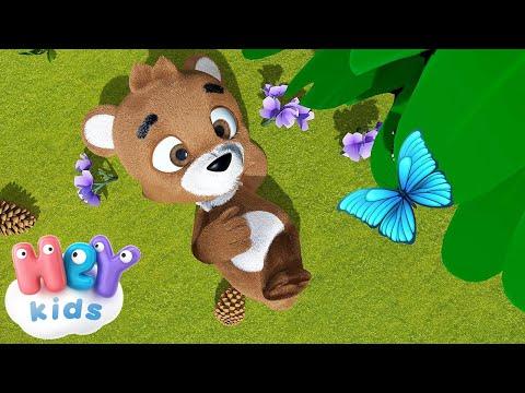 Kleiner Teddy Braunbär 🐻 Lieder für Kinder | Kinderlieder TV