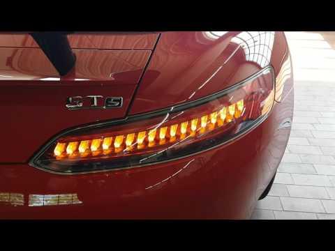 Dynamic Turn Signal AMG GT