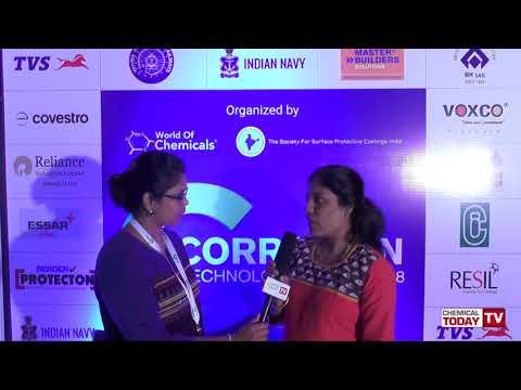 Indumathi Ramakrishnan, Resil - Corrosion Technology Forum 2018