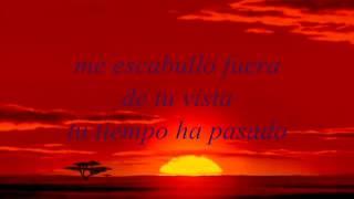 Dido, i don´t believe in love (sub spanish)No creo en el amor