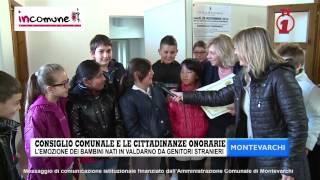 preview picture of video 'Notiziario del Comune di Montevarchi in collaborazione con TV1 del 28 Novembre 2014'