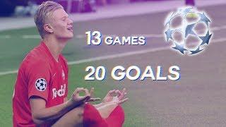 Håland vs Lewandowski & Raheem Sterling is an Elite Attacker - UEFA Champions League This Week