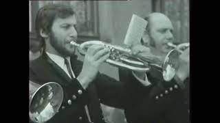 30. výročí osvobození , šachisté,1 máj , kladení věnců 1975