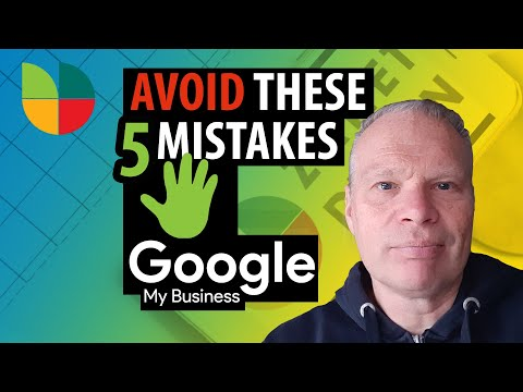 , title : '5 Google My Business mistakes To Avoid In 2021 : (& How To Fix Them)