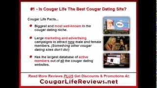 Cougar Life Review | Is CougarLife.com A Scam?