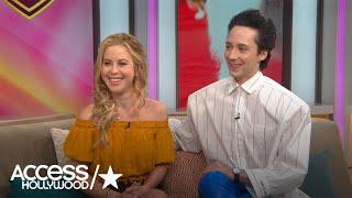 Johnny Weir & Tara Lipinski Rate Stars' Recent Fashion Statements | Access Hollywood