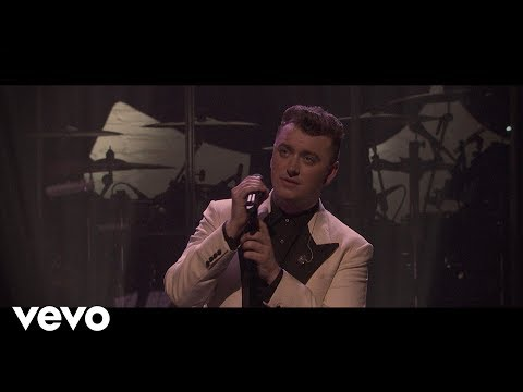 Sam Smith - Lay Me Down (Live At The Apollo Theater) (видео)