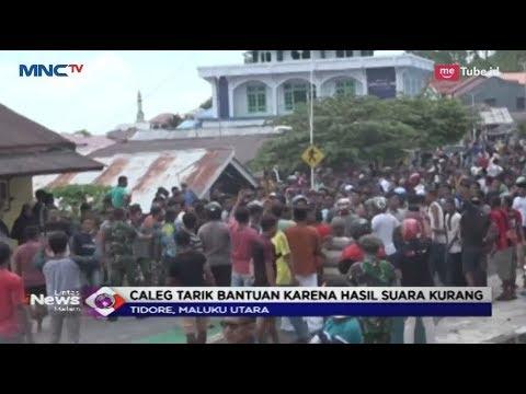 Gara-gara Caleg Tarik Janji Politik, Dua Kelompok Warga di Tidore Terlibat Bentrok - LIM 19/04