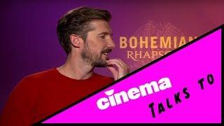 Bohemian Rhapsody: Interview mit Joseph Mazzello und Gwilym Lee