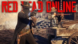 Red Dead Online Beta - How to Play!