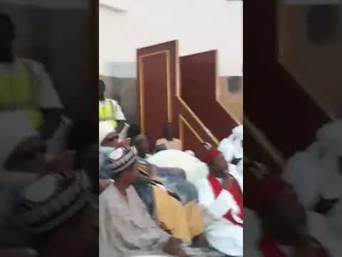 Wazifar Gidan Sheihk Dahiru Bauchi