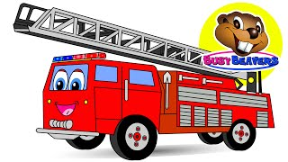 """Counting Fire Trucks"" 