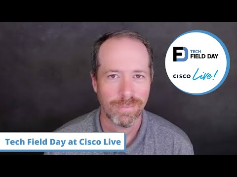 Enabling Change with Technology at Cisco Live and Tech Field Day Exclusive