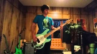 Dog and Pony Show - The Descendents (Bass Cover)