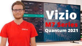 Video: Vizio M7 Series Quantum 2021 - TV Review - Is this TV worth it?