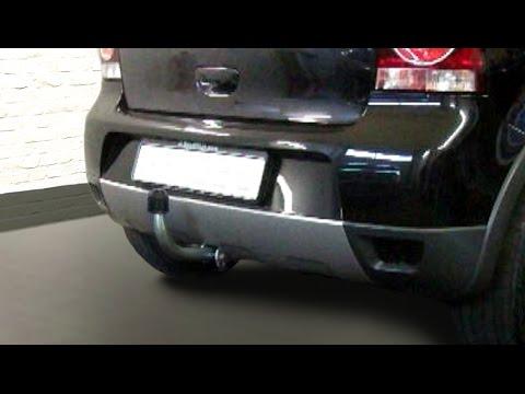 13polig inkl EBA Neuware VW Fox 01.2005 AUTO HAK Anhängerkupplung abnehmbar