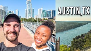 A Day In Our Life In Austin, TX | Destiny & Mitch