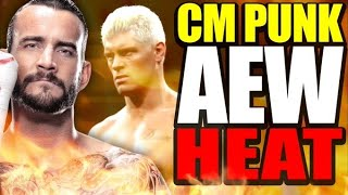 WWE Legend Wrestler Passes Away - CM PUNK AEW HEAT!? & Why The Usos Are MISSING WWE Summerslam 2019