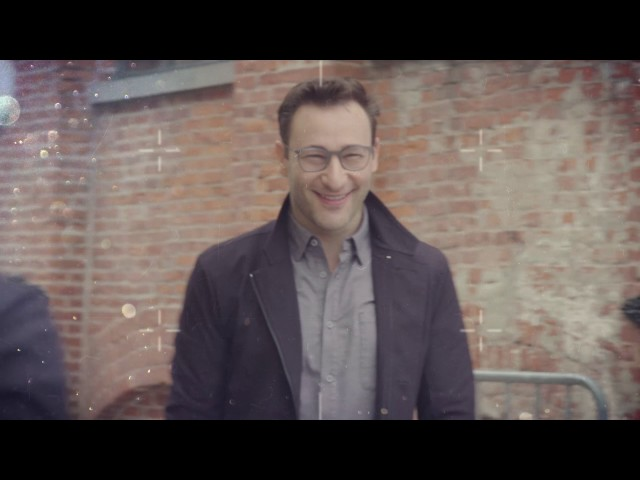 Video: Simon Sinek's SUCCESS Cover Shoot