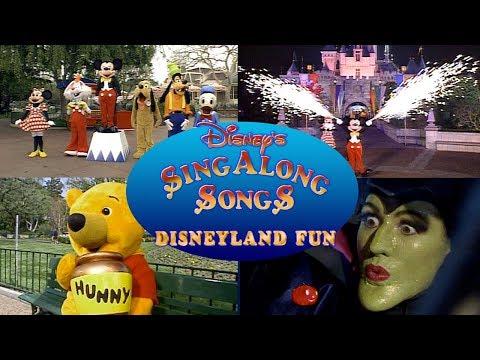Download Disney Sing Along Songs Disneyland Fun in HD! Mp4 HD Video and MP3