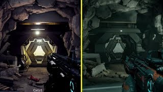 Rage 2 E3 2018 vs QuakeCon 2018 Early Graphics Comparison