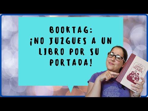 Acabo de Leer...   Booktag ¡No juzgues a un libro por su portada!