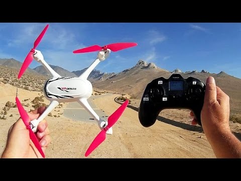 Hubsan H502E Worlds Cheapest GPS Camera Drone Flight Test Review