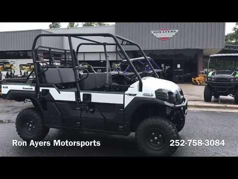 2022 Kawasaki Mule PRO-FXT EPS in Greenville, North Carolina - Video 1