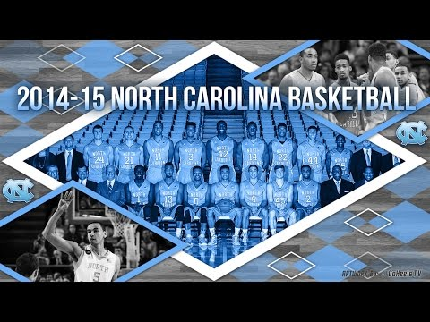 Video: Carolina Basketball 2014-2015 Season Highlights