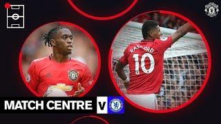 Match Centre | Wan-Bissaka & Rashford shine at Old Trafford | Stats