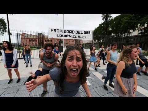 Αργεντινή: «Φρούριο» εν όψει της Συνόδου των G20