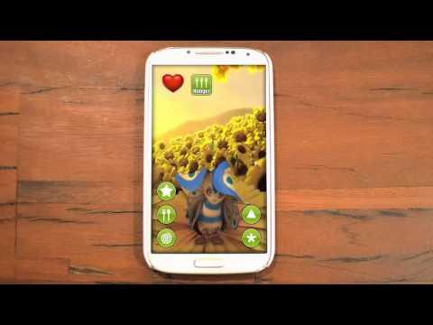 Video of Talking Butterfly