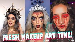Fresh Makeup Art I Found On TikTok
