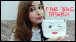 Fab Bag March 2020 | Unboxing & Review |