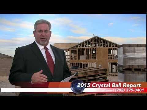 2015 Las Vegas Economy and Real Estate Crystal Ball Report