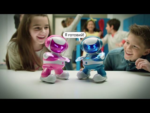 Інтерактивний Робот DiscoRobo - Лукас (Російська)