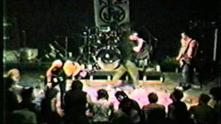 D.R.I. (Austin 1985) [43]. Violent Pacification