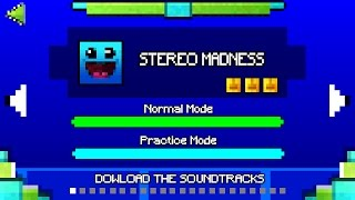 STEREO MADNESS 8-BIT (PIXEL VERSION!) | Geometry Dash 2.1 | SirKaelGD
