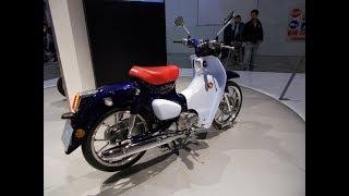 WOW! Honda Super Cub 125