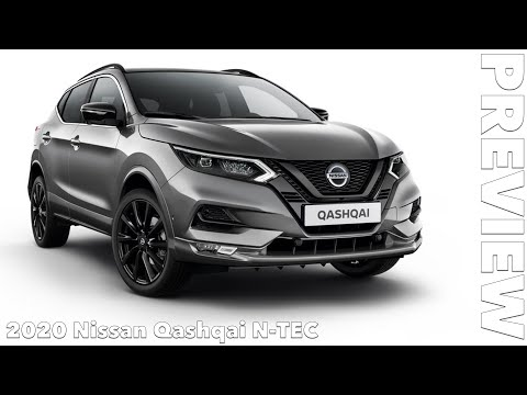 2020 Nissan Qashqai N-TEC Highlights Ausstattung Features Voice over Cars News