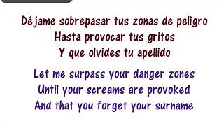 Despacito Lyrics in English and Spanish Luis Fonsi ft Daddy Yankee Translation Cover