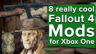 8 really cool Fallout 4 Mods for Xbox One