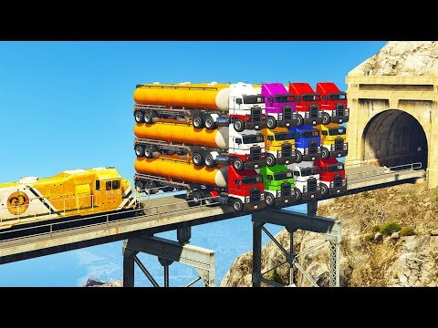 TOP 150 FUNNIEST FAILS IN GTA 5