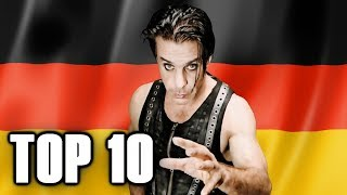 Most Popular Germany Metal Song
