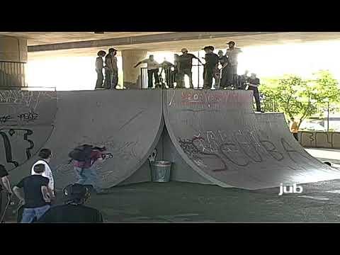 SPIRITed - Spirit Skate Shop video #3 UTF skatepark montage